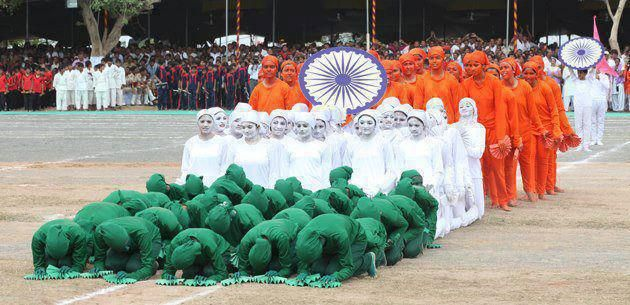Photo #2 - India - Editorial - 67th_republicday_greetings_editorial