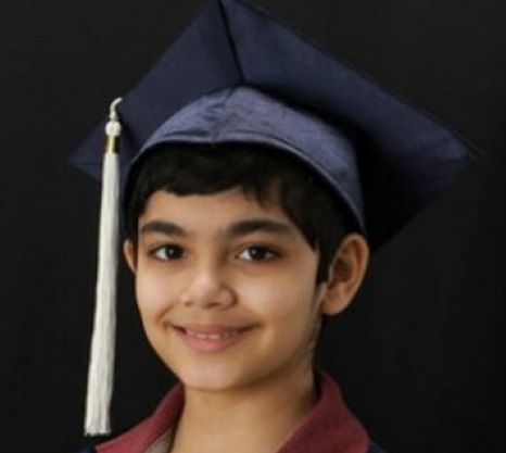 Photo #1 - America - Education - 3degrees_indian_boy_us