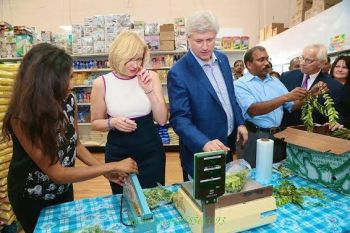 Photo #1 - Canada - Otta Nottathil - prime_minister_visited_royal_kerala_store