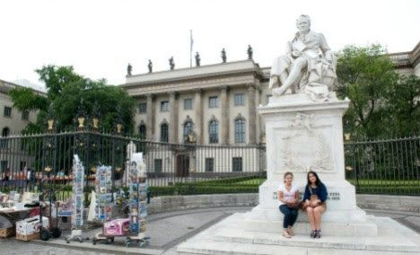Photo #1 - Germany - Education - berlin_tops_german_cities