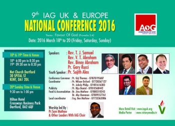 Photo #2 - U.K. - Spiritual - iag_uk_europe_national_conference