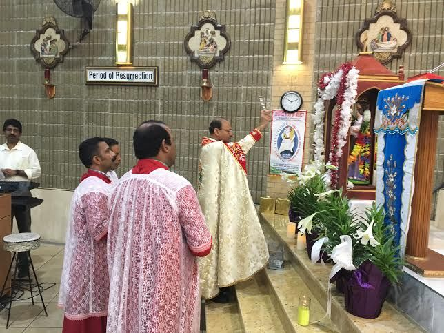 Photo #1 - America - Spiritual - St_Josephs_Feast_at_chicago_st_marys