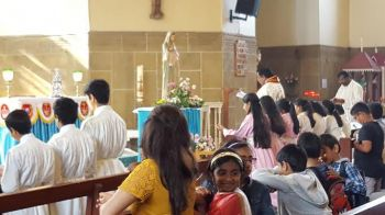 Photo #1 - U.K. - Spiritual - manchester_catholic_association_vanakkamasam