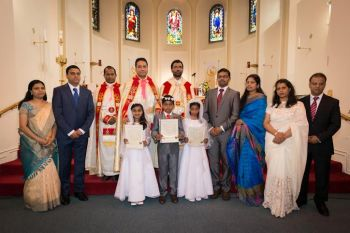 Photo #1 - U.K. - Spiritual - first_holy_communian_in_the_year_of_mercy_in_bromley