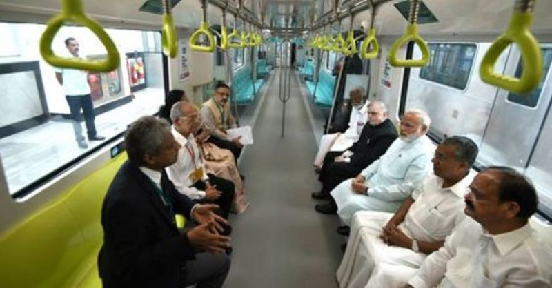 Photo #1 - India - Otta Nottathil - kummanam_in_metro
