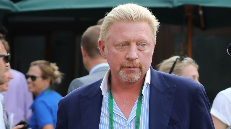 Photo #1 - Germany - Sports - boris_becker_tennis_head_2017