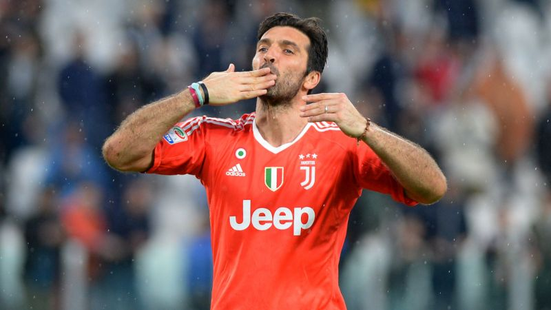 Photo #1 - Europe - Sports - Buffon_yuvents_end