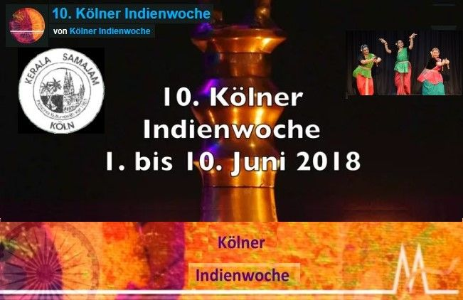 Photo #1 - Germany - Otta Nottathil - 10_indian_week_koeln_2018