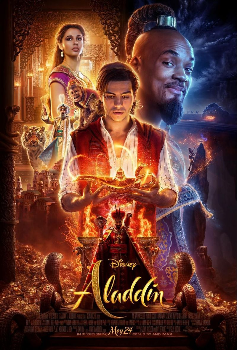 Photo #1 - America - Cinema - 22320199aladdin