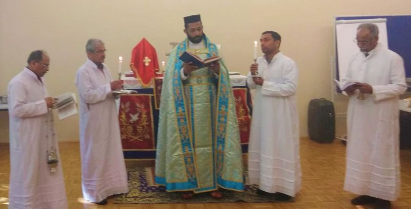 Photo #2 - Germany - Otta Nottathil - easter_malankara_orthodox_germany_2019