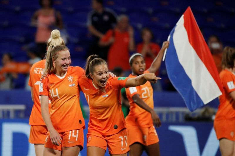 Photo #1 - Europe - Sports - 5720198holland